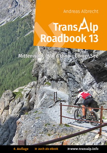 Transalp Roadbook 13 cover vorn 300px hoch