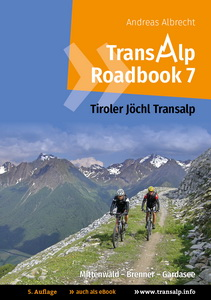 Transalp Roadbook 7 cover vorn 300px hoch